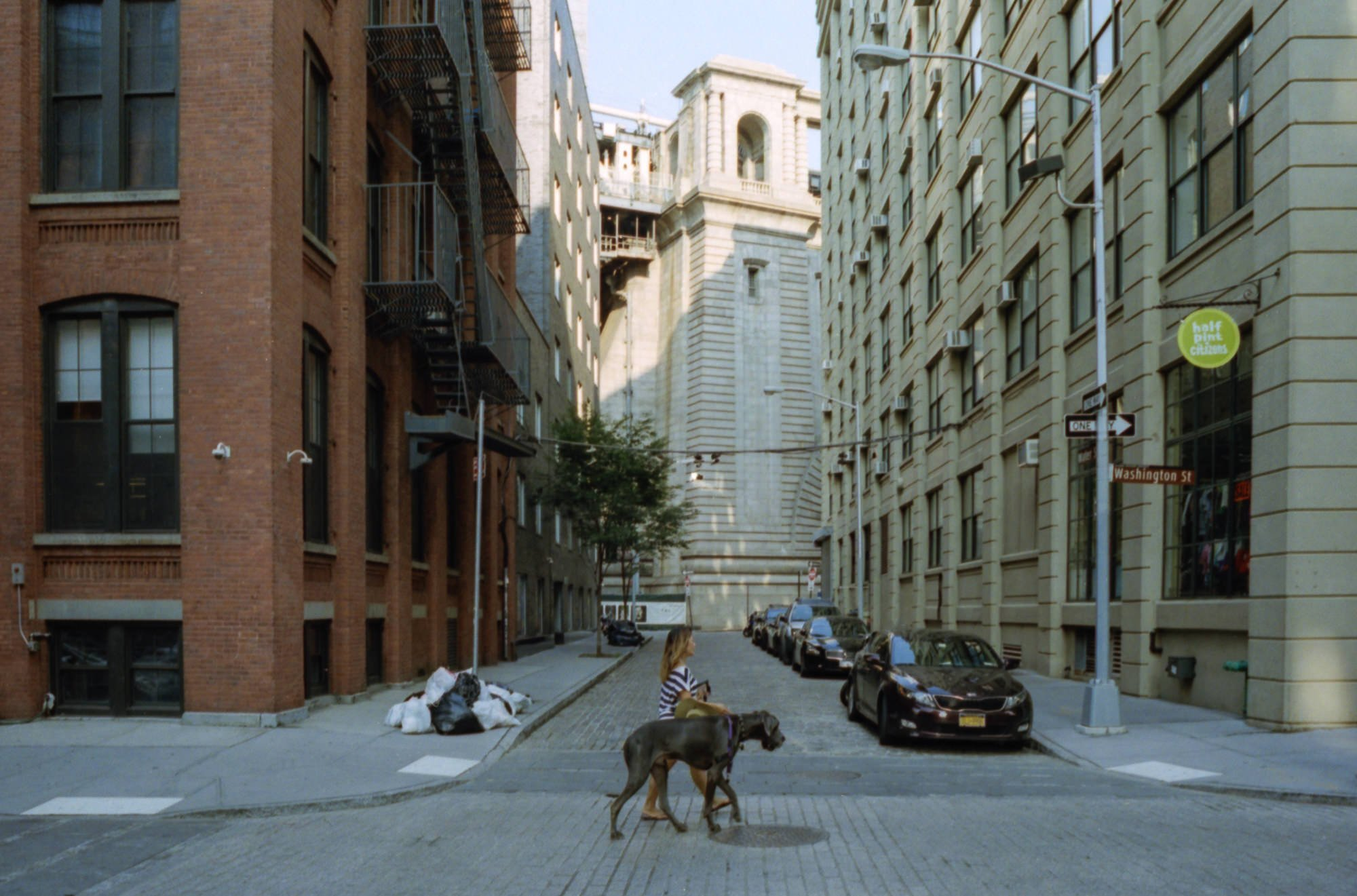 Kodak Portra 400 New – Street Film Photography – New York
