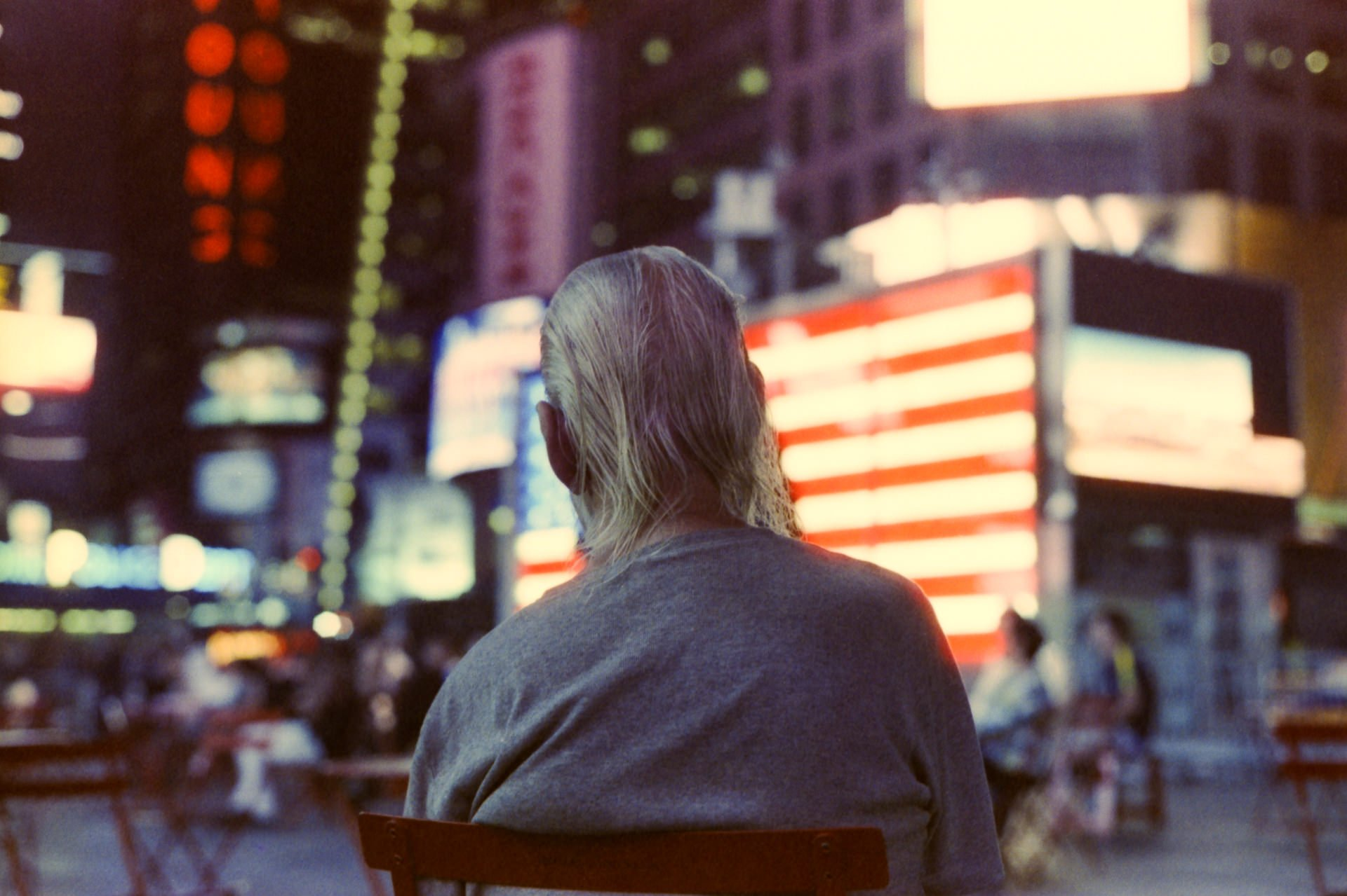 Cinestill 800T – Street Film Photography – New York
