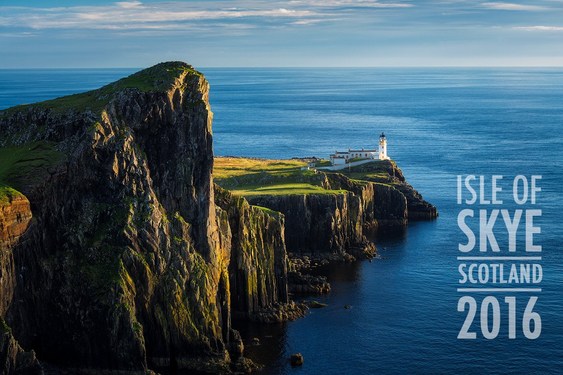 Isle of Skye – Landscape Photography in Scotland – Canon 6D – Pt.1