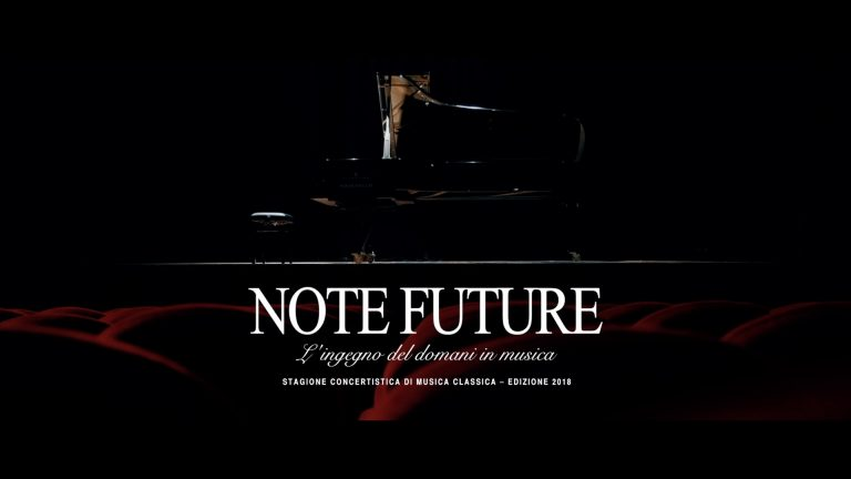 Note Future – Video di Presentazione Edizione 2018