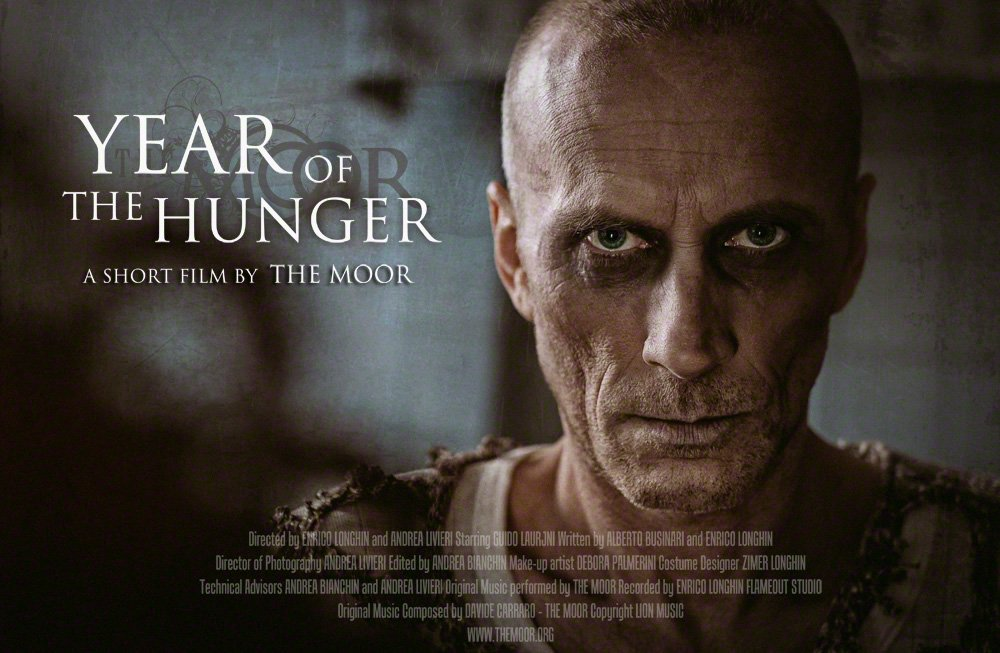 year of the hunger the moor video andrea livieri