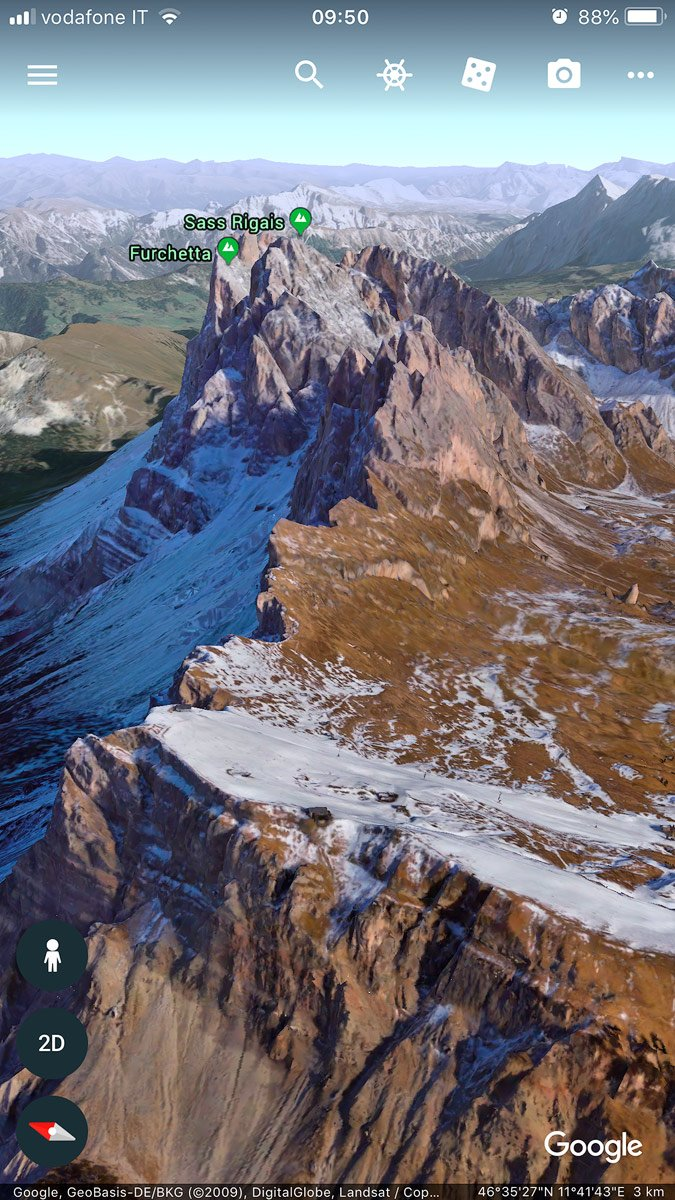 best apps for landscape photography google earth