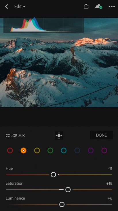 best apps for landscape photography lightroom cc
