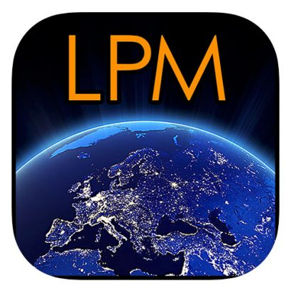 best apps for landscape photography light pollution map