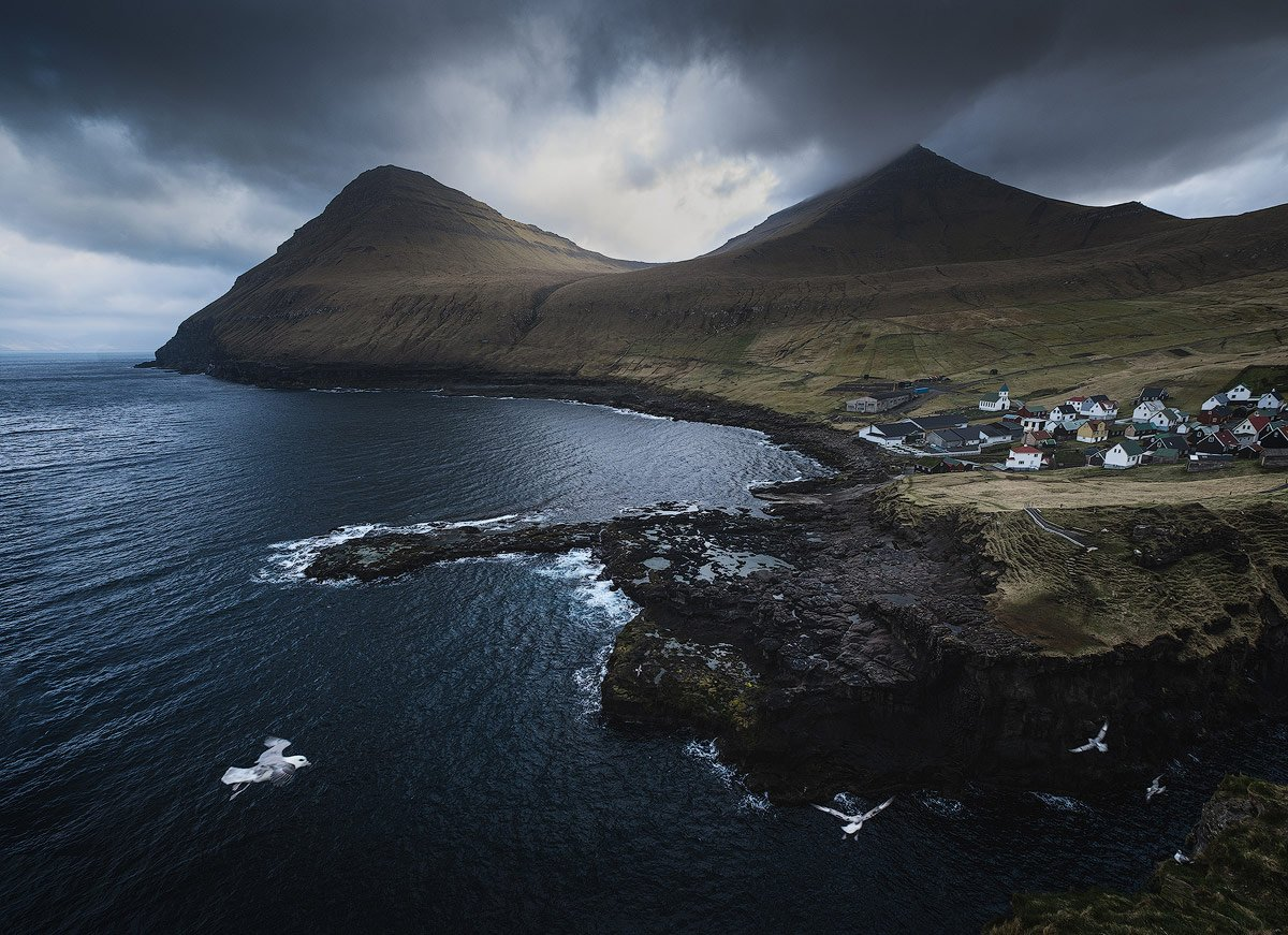 faroe islands workshop gjogv photography andrea livieri andy mumford 2020