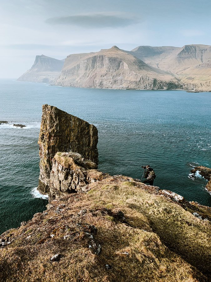 faroe islands workshop Drangarnir photography andrea livieri andy mumford 2020