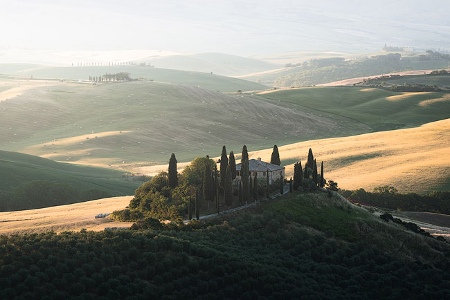 fujifilm 70-300mm review podere belvedere Tuscany