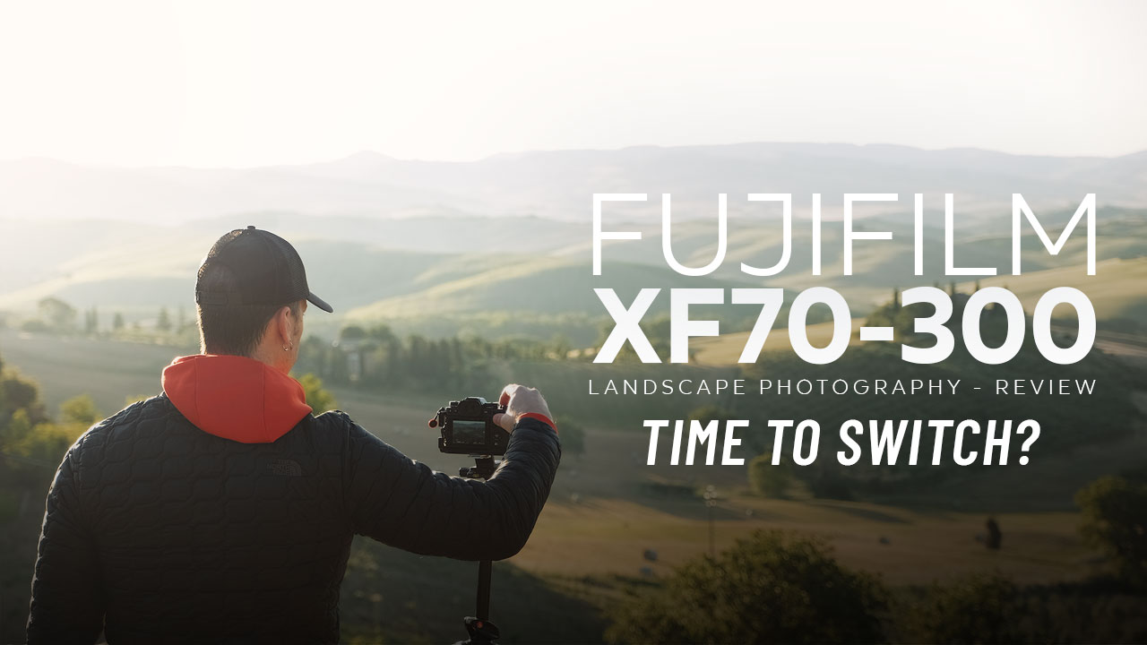 fujifilm 70-300 field review in Tuscany